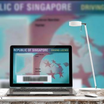 How to convert a foreign driving license to a Singapore driving license?