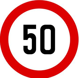 Singapore road speed limit